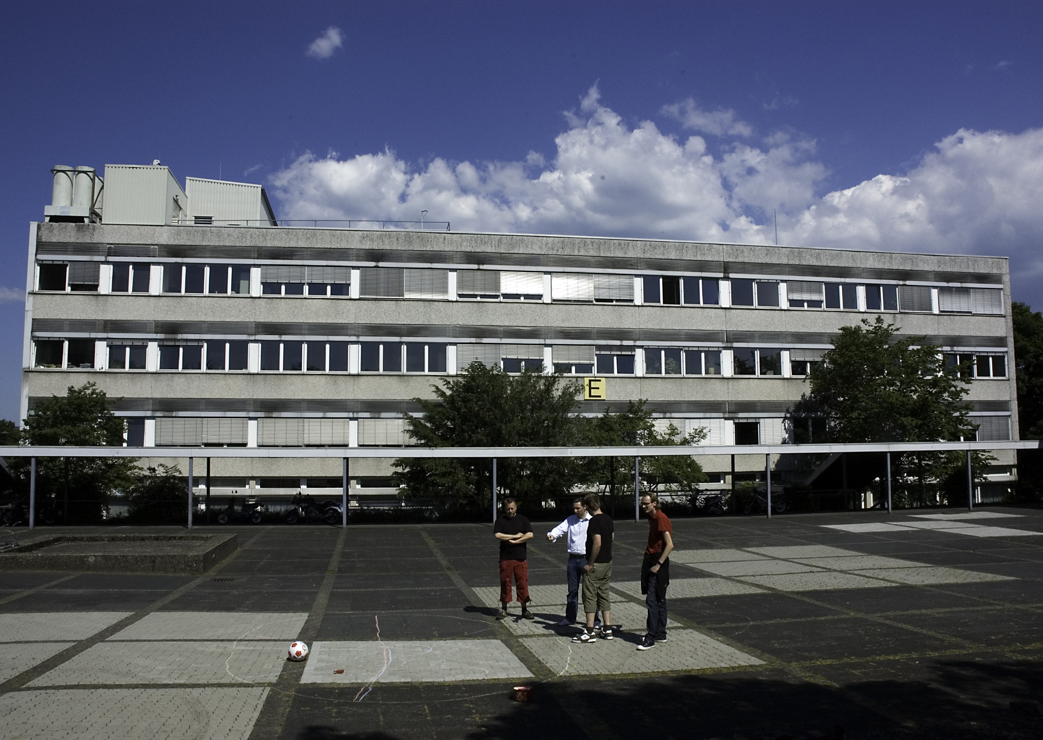 Hölderlin-Campus