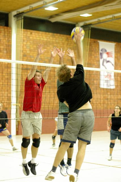 Unisport: Volleyball